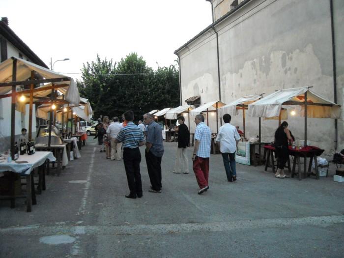 Vivere villanuova alla riscoperta dell 39 antico borgo con for Villa del borgo canelli