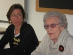 Da sinistra: Cristina Barisone e Elda Lanxa