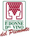 Logo delle Donne del Vino del Piemonte