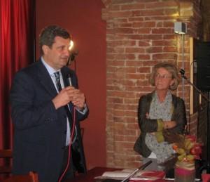 Nino Perna e Enrica Cerrato