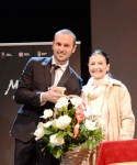 Carla Fracci e Massimiliano Vacchina