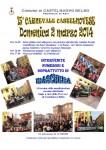 locandina CARNEVALE 2014