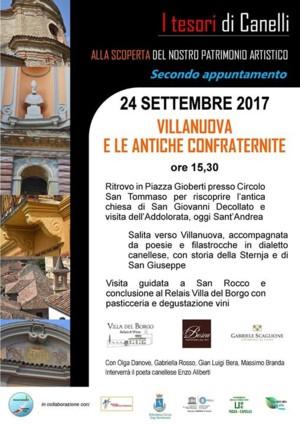 Alla scoperta de i tesori di canelli vallibbt news for Villa del borgo canelli